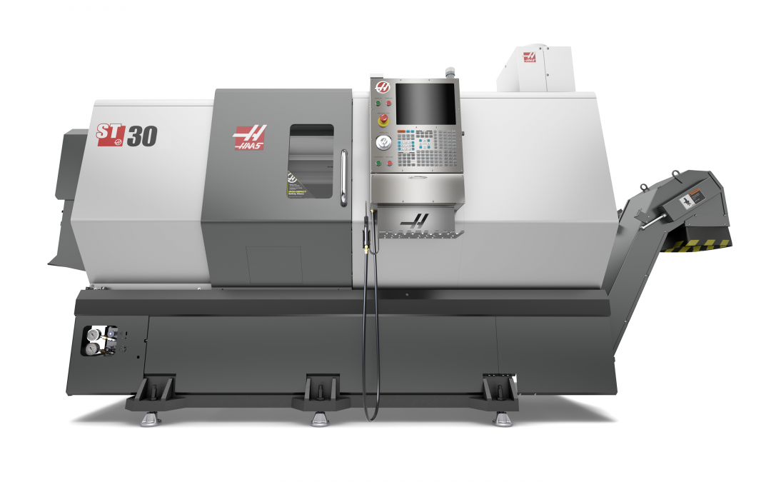 ST30 Haas Machine also added to our Turning Department