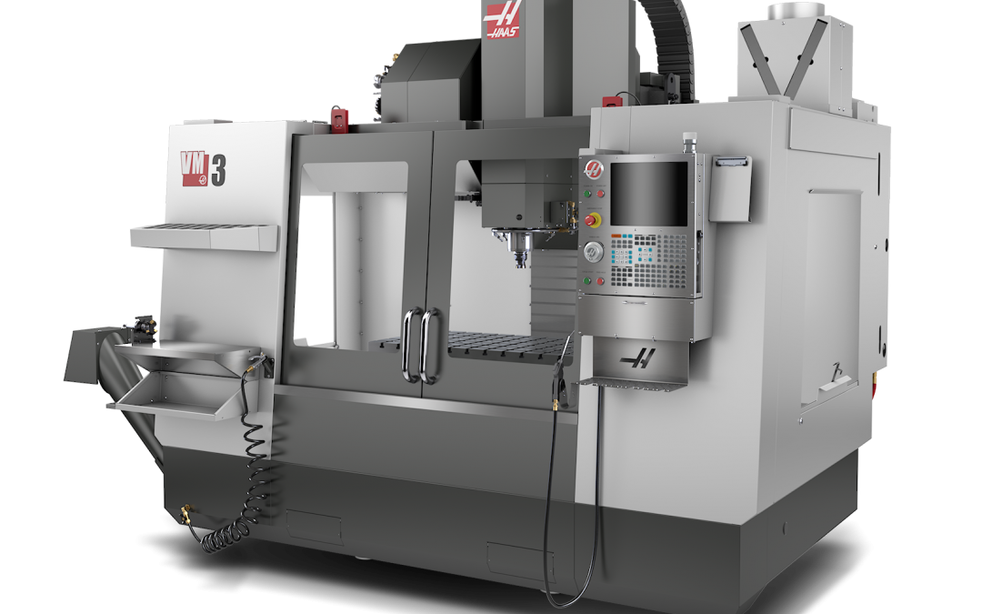 VM3 Haas Machine added to our Milling Department